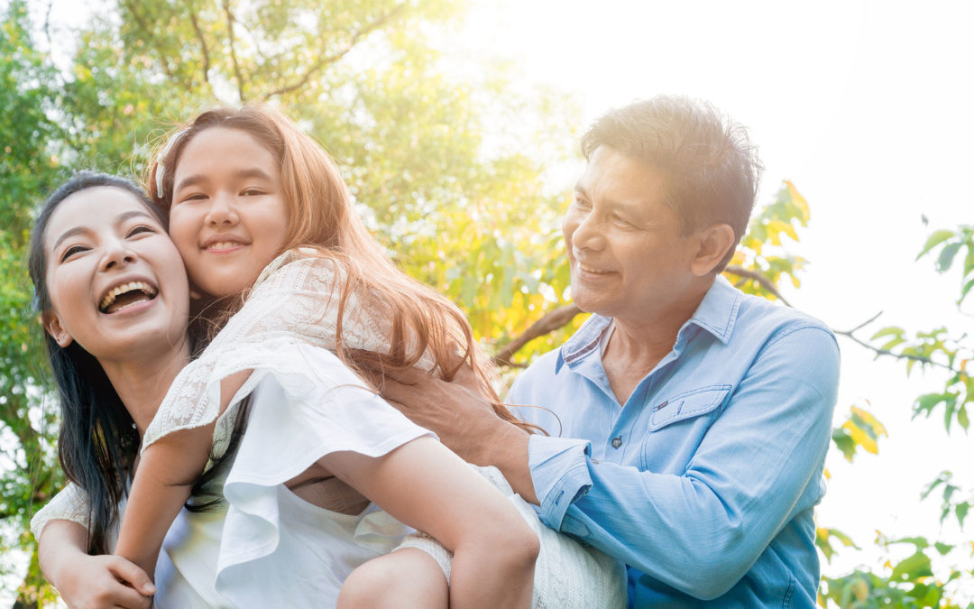 Creative & Quirky Family Portrait Tips