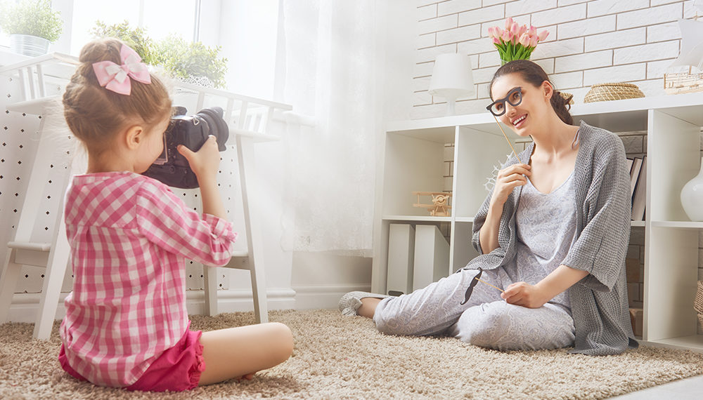 Capturing Mother's Day